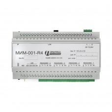 Преобразователь RS-485/422 в Ethernet МИМ-001-R4