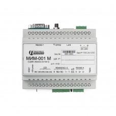 Преобразователь RS-485/422 в Ethernet с каналом связи GSM/GPRS МИМ-001М-G